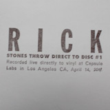 Rick: Direct-To-Disc #1